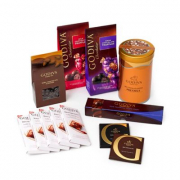 Godiva Snack Lovers – 6 Month Subscription
